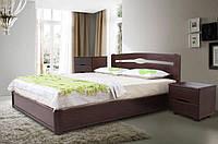 Кровать Каролина с подъемным механизмом (ассортимент цветов и размеров) (Бук)