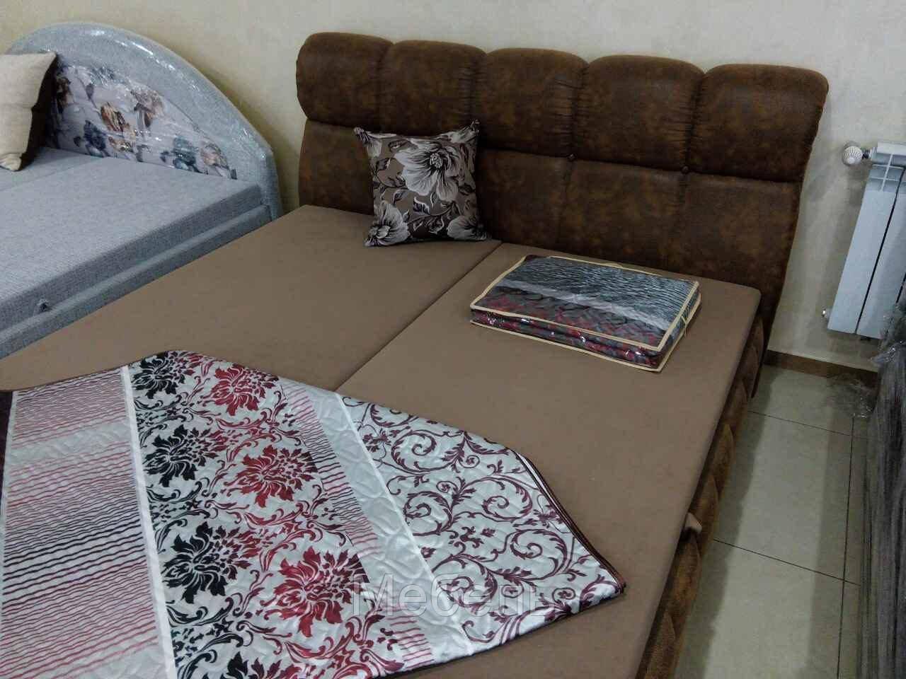 Кровать Ника (с матрасами) Феникс