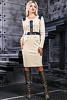 Платье женское по фигуре в 3х цветах SV2409-08-07, фото 1