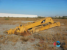 Гусеничный экскаватор Caterpillar 320C L+Long Reach (2006 г), фото 3