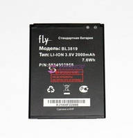 Аккумулятор BL3819 для Fly IQ4514 Quad EVO Tech 4 оригинал (58340039585834003973)