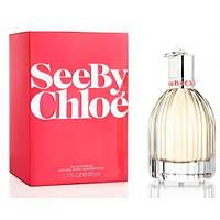 Женская парфюмированная вода Chloe See By Chloe (Хлое Си Бай Хлое)