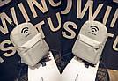 Рюкзаки молодежные с принтом wifi., фото 8