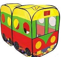 Детская палатка Автобус 8027