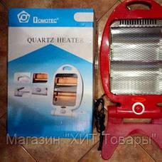Обогреватель кварцевый инфракрасный NSB-80 2 режима 800 Вт!Опт, фото 3