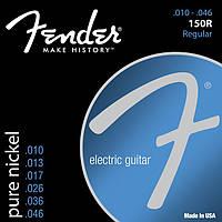 Струны Fender 150R Original Pure Nickel (010-046) для электрогитары