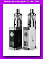 Электронная сигарета LSS box 20W,Электронная сигарета,Атомайзер!Опт