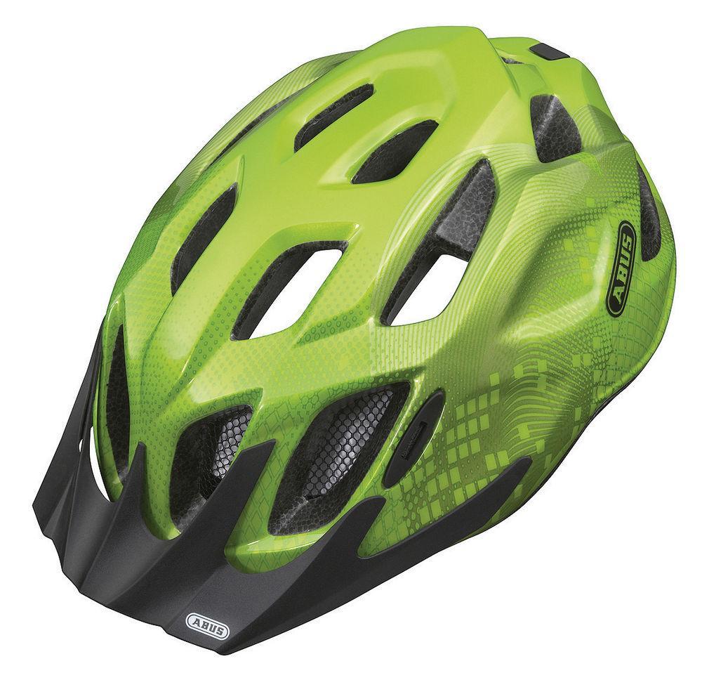 Велошлем ABUS MOUNTX Apple Green (S)