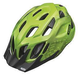 Велошолом ABUS MOUNTX Apple Green (S)