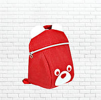 Детский рюкзак мишка,капелька
