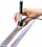 Комплект из 12 шт. опорных колец и насадок для твердомеров динамических