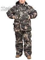 Костюм зимний охота-рыбалка (куртка удлиненная, Алова)