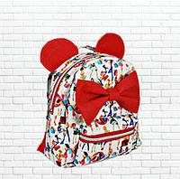 Детский рюкзак модница