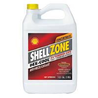 SHELLZONE Dex-Cool Антифриз-концентрат красный (-80) (3,785 л.)