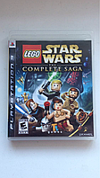 Видео игра Lego Star Wars: the complete saga (PS3)