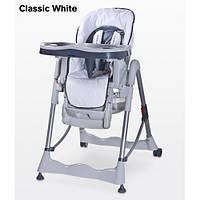 Стульчик для кормления Caretero Magnus Classic - white