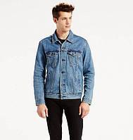 Джинсовая куртка Levis Trucker - Medium Stonewash
