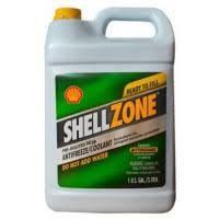 SHELLZONE Антифриз-концентрат зеленый (-80) (3,785 л.)