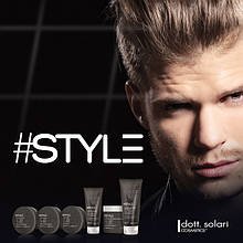 Средств для укладки волос Dott. Solari Style Black Line