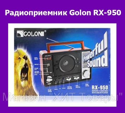 Радиоприемник Golon RX-950, фото 2