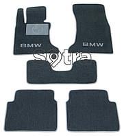 Двухслойные коврики Sotra Classic 7mm Grey для BMW