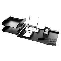 Настольный набор Черный Изумруд на 6 предметов