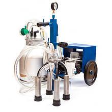 Доильный аппарат АИД-1 Стандарт нержавеющие стаканы для коров