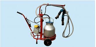 Доильный аппарат Берёзка-1 для коров
