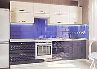 """Кухня """"Juice"""" 2,8м Альфа супер-глянец 3D"""