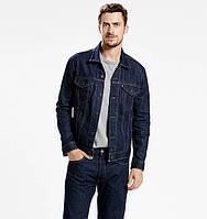 Джинсовая куртка Levis Trucker - Rinse
