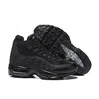 Кроссовки Nike Air Max 95 Sneakerboot Black, фото 1