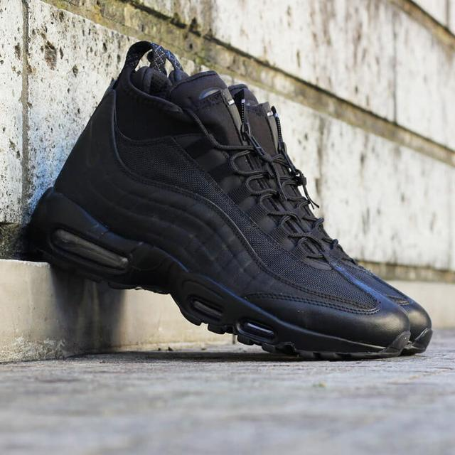 Nike Air Max 95 Sneakerboot Black