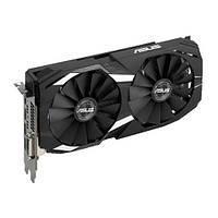 Видеокарта ASUS ASUS Radeon RX 580 Dual OC 8GB  (DUAL-RX580-O8G)