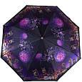 Женский зонт автомат ТРИ СЛОНА RE-E-135O-4, фиолетовый, фото 2