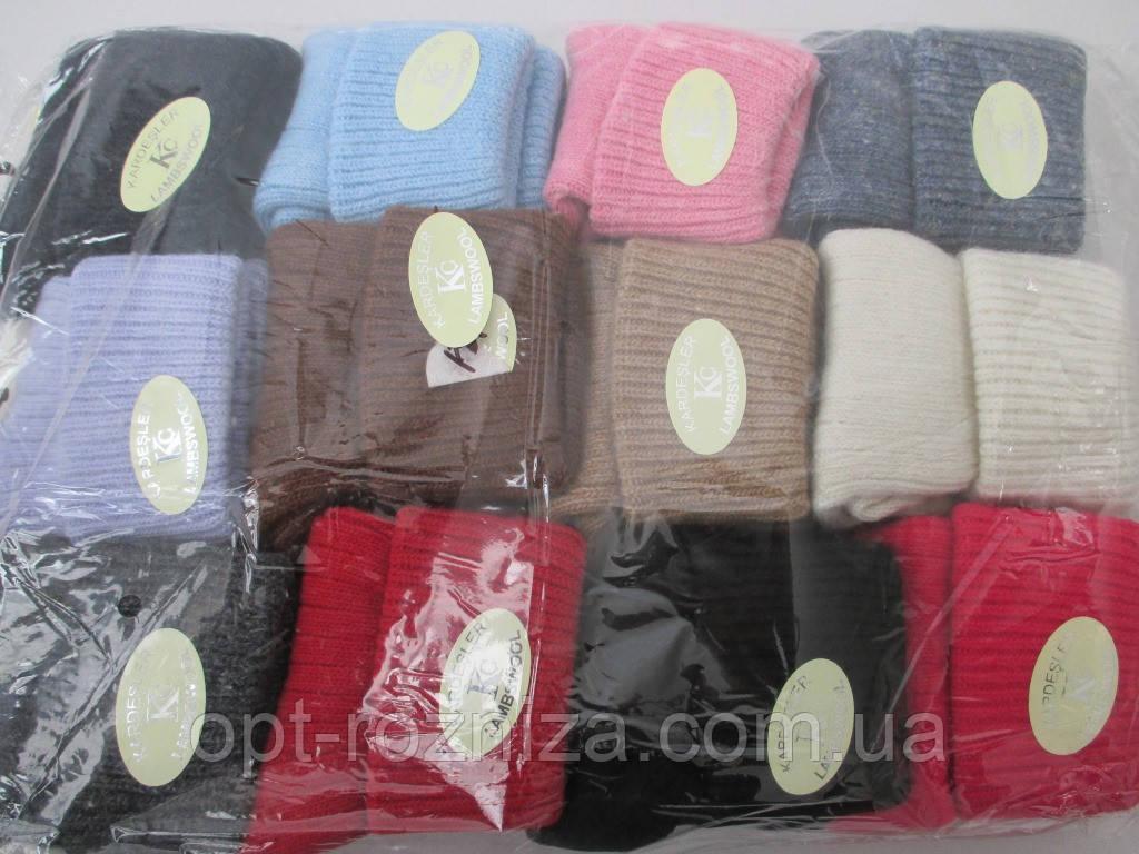 Новогодние шерстяные носки с дедом морозом – купить на Ярмарке ... | 768x1024