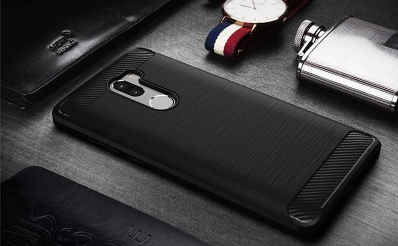 Защитный чехол-накладка Xiaomi Mi5S Plus