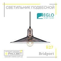 Подвесной светильник (люстра) EGLO Bridport 49454 (винтаж), фото 1