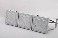 Уличный LED светильник 96W, светодиодный прожектор, крепление на стену, потолок