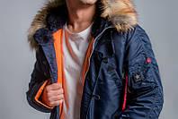 Зимняя куртка аляска Winter Parka Thinsulate, Airboss