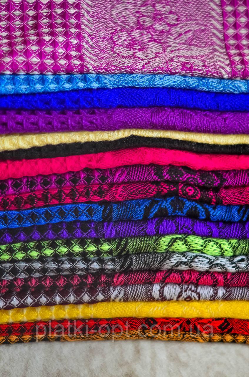 Головной платок теплый 80х80 от 100 штук