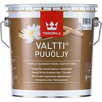 Масло Tikkurila Valtti для дерева 2.7 л N50208775