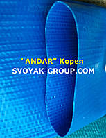 """Шланг Лейфлет """"Andar"""" (Корея) 4"""" (100мм.).Не хлорированный."""