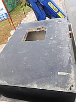 Кессон-погреб из водонепроницаемого бетона