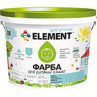 Краска Element для детских комнат 10 л N50101618