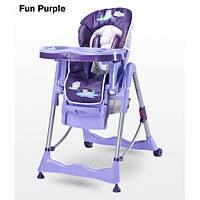 Стульчик для кормления Caretero Magnus Fun - purple