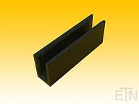 Вкладыш 9 PE, U-образный профиль для рельса 9 мм, 77 x 18 x 30,5 мм, запчасти