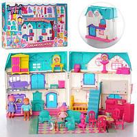 Дом для кукол 1205 DREAM Dollhouse ( большой +свет, звук)