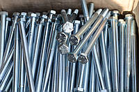 Болт М60 DIN 931 класс прочности 8.8, фото 1