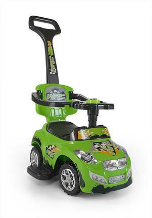801 Машинка-каталка  Happy ТМ Milly Mally (зеленый(Green)), фото 2