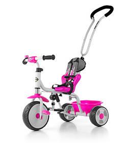 701 Велосипед Boby 2015 с подножкой (розовый(Pink))